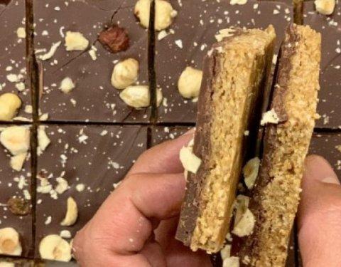 Το απόλυτο γλυκό-σνακ διατροφής - Images