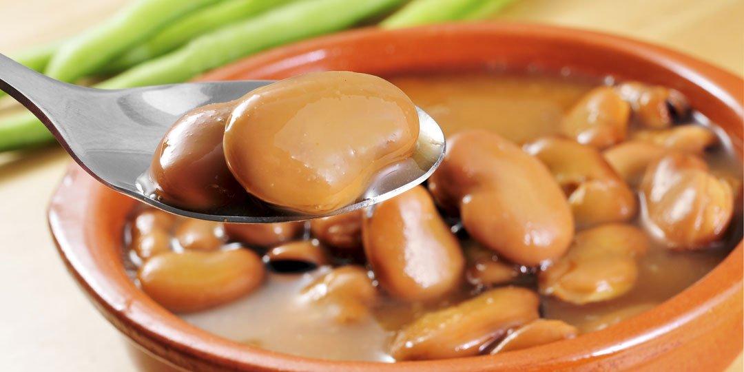 Kουκιά ξερά με ντομάτα  - Images