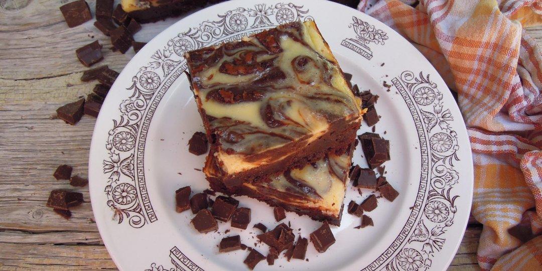 Μπράουνις με τυρί - Images