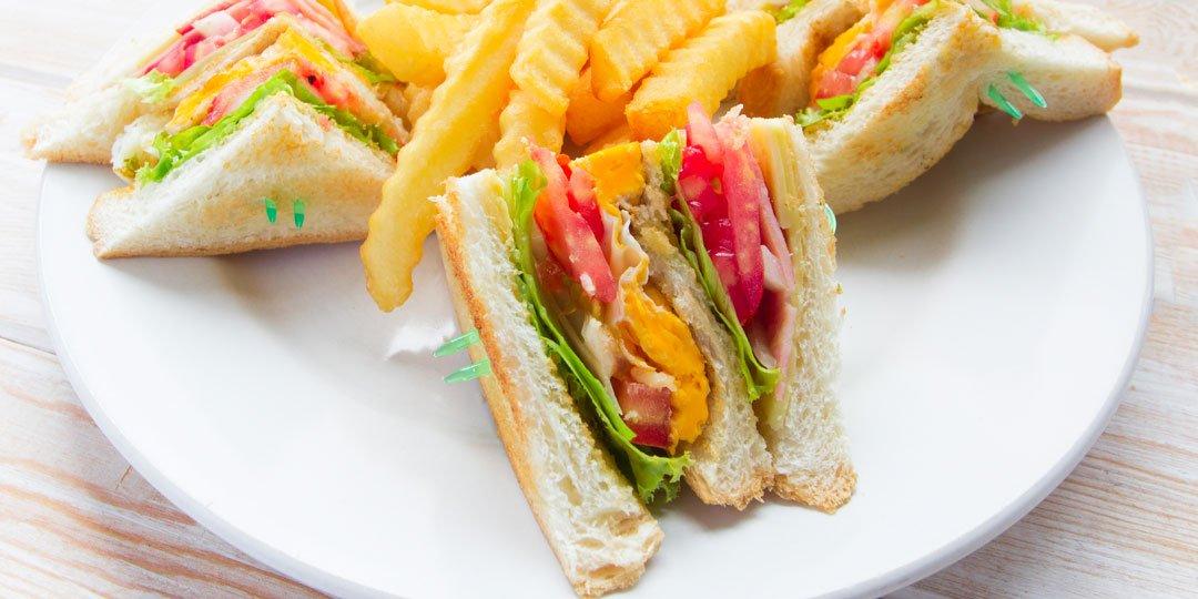 Club sandwich - Images