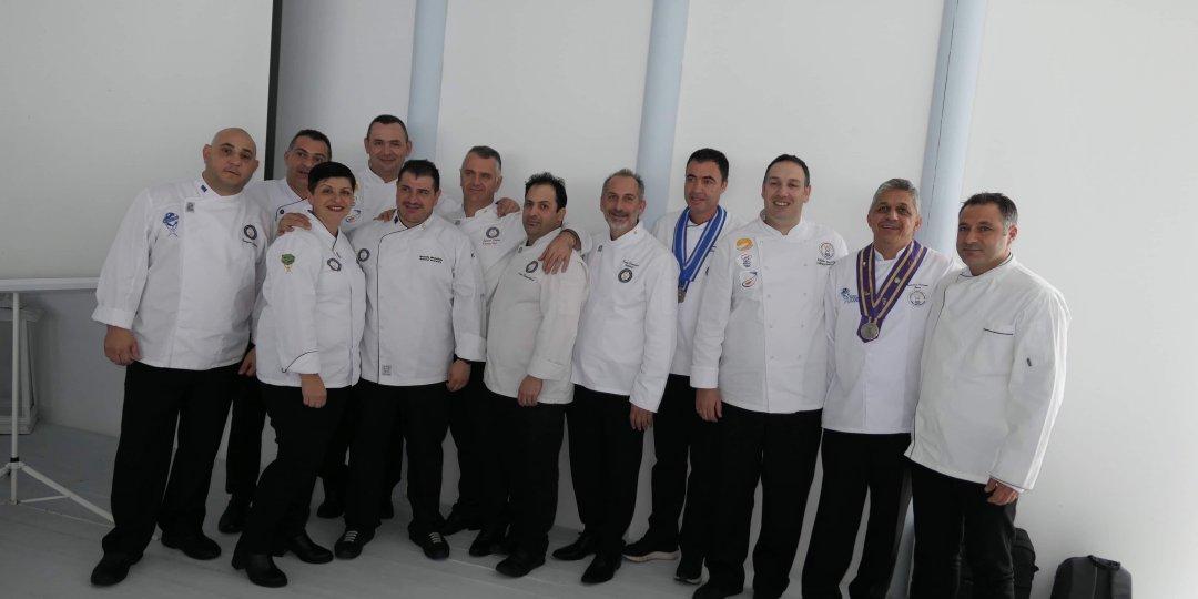 Πραγματοποιήθηκε η Ετήσια Γενική Συνέλευση Συνδέσμου Αρχιμαγείρων Κύπρου - Κεντρική Εικόνα