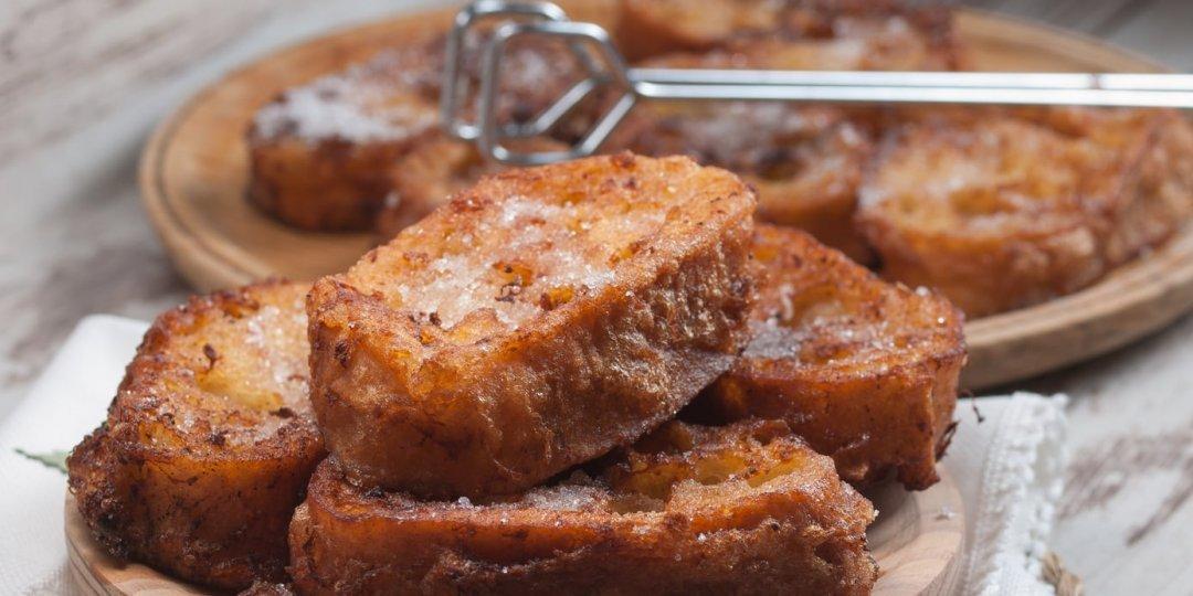 Αυγόφετες (french toast) - Images