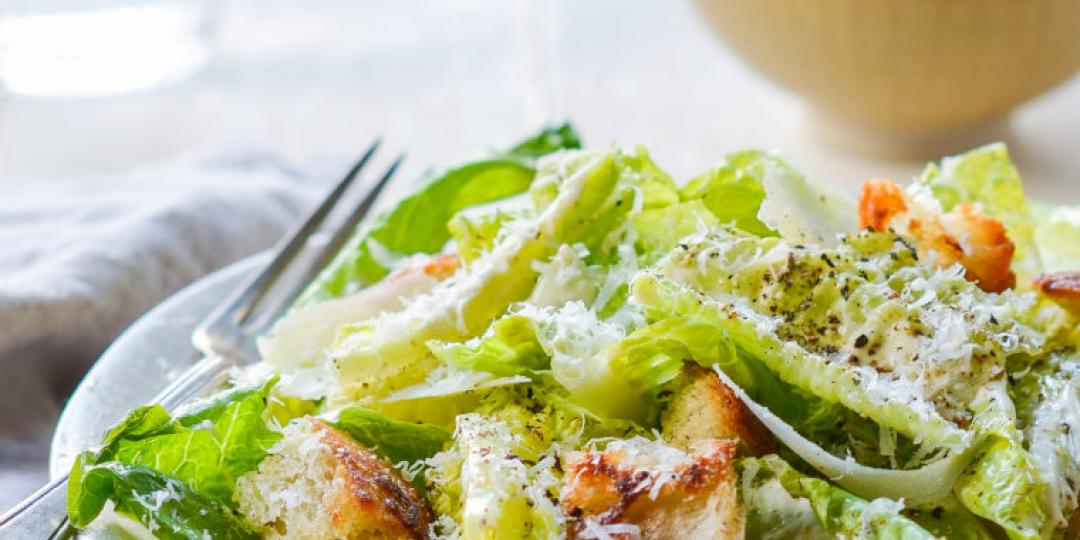 Σαλάτα του Καίσαρα (Ceasar salad) - Images