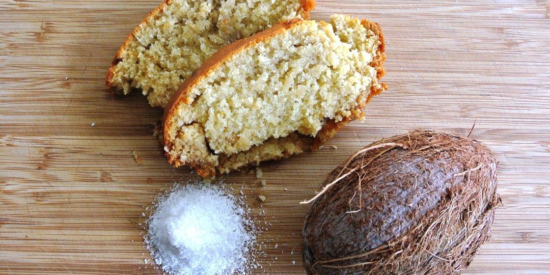 Κέικ με ινδοκάρυδο και γάλα καρύδας  - Images