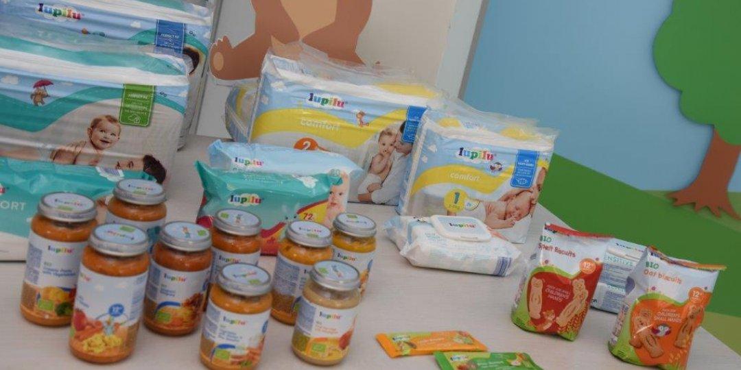 Η Lidl παρουσίασε τα προϊόντα παιδικής φροντίδας Lupilu - Κεντρική Εικόνα