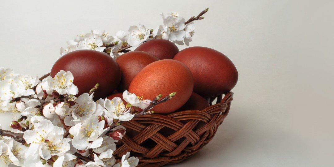 Γιατί βάφουμε κόκκινα τα αυγά τη Μεγάλη Πέμπτη - Κεντρική Εικόνα