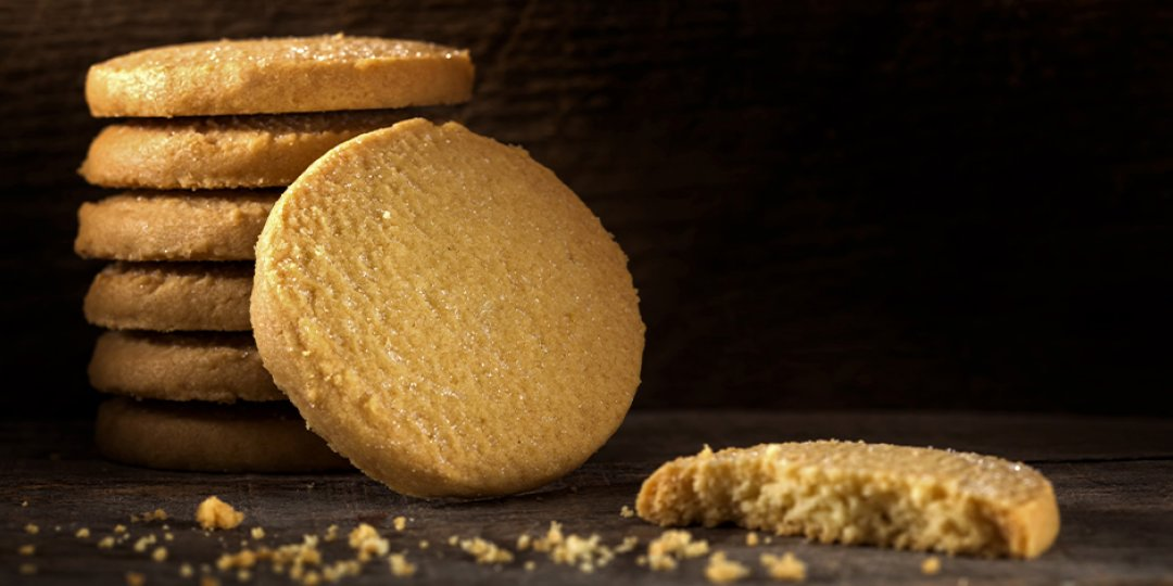 Εύκολα μπισκότα βουτύρου - Images
