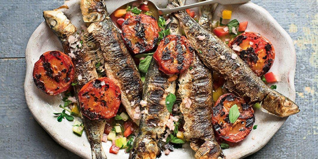 Σαρδελίτσα και μεσογειακή και νόστιμη! - Κεντρική Εικόνα