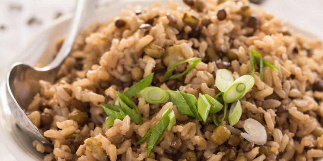 Καστανό ρύζι, η νέα μανία! - Κεντρική Εικόνα