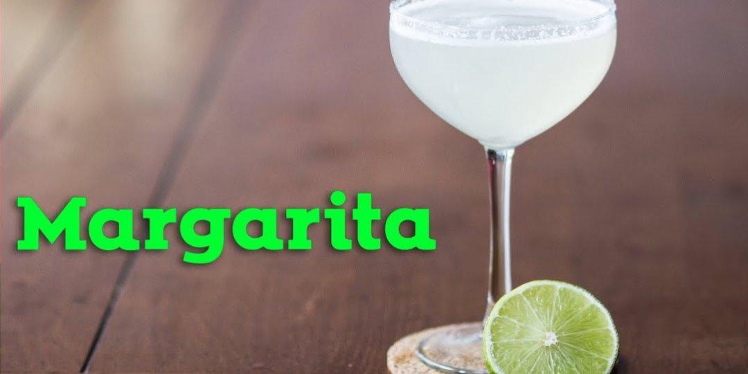 Πώς φτιάχνουμε το αγαπημένο μας κοκτέιλ margarita - Κεντρική Εικόνα