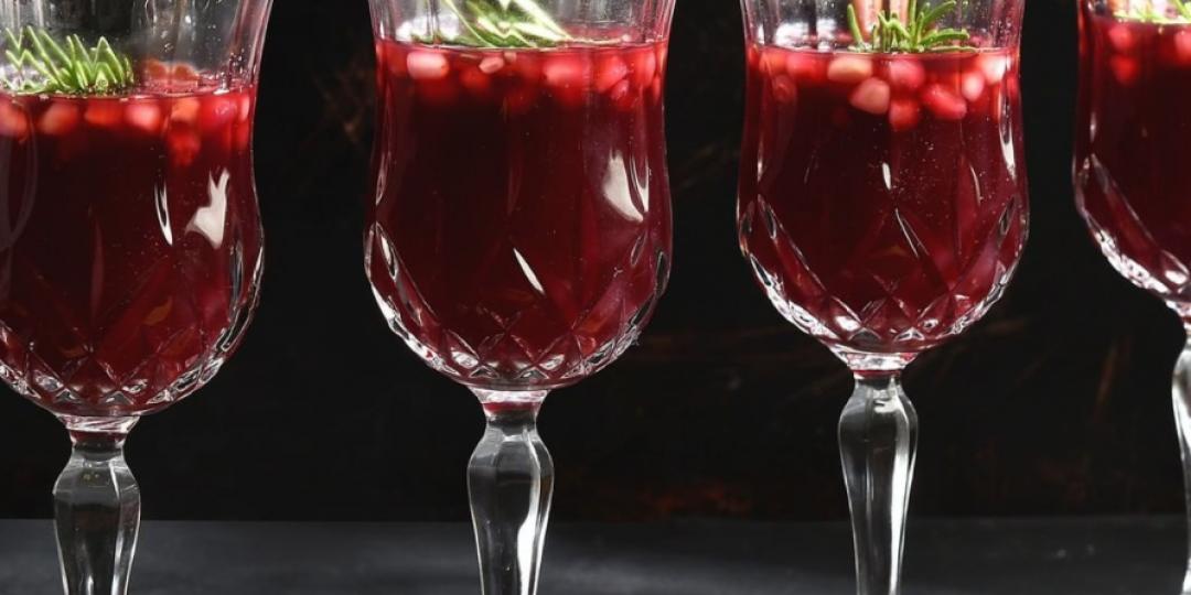 Ζεστό γλυκό κρασί (Glühwein) - Images