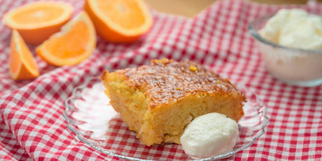 Πορτοκαλόπιτα - Images