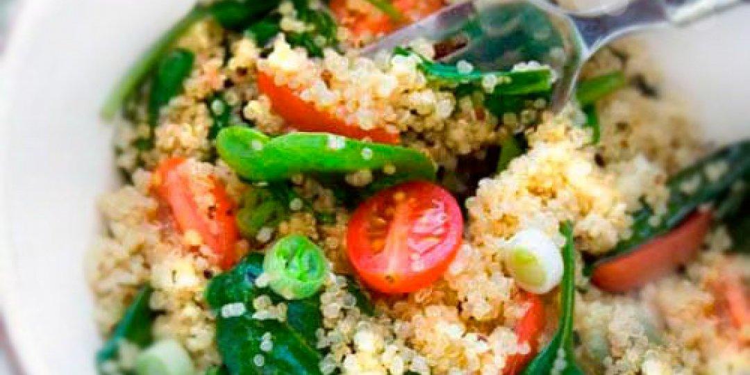 "FOODSAVER Σαλάτα με Κινόα και φαγόπυρο Από ""Maggies food stories"" - Images"