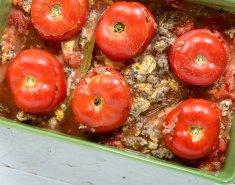 Ντομάτες γεμιστές - Images