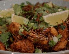 Τηγανιτό ρύζι με κοτόπουλο και γαρίδες (Κίνα) - Images