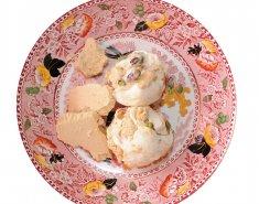 Παγωτό με Μακεδονικό χαλβά - Images