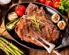 Steak στη σχάρα - Images
