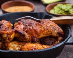 Κοτόπουλο γουακαμόλε - Images