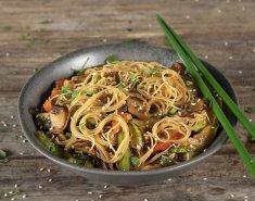 Noodles με λαχανικά - Images