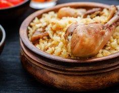 Κοτόπουλο με σύκα και ρύζι - Images