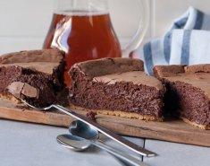 Cheesecake πραλίνας - Images