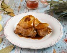 Κοτόπουλο με ανανά - Images