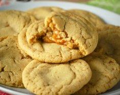 Μπισκότα με μήλο και καρύδια  - Images