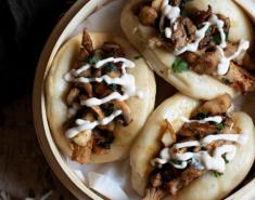 Bao Buns με πικάντικο χοιρινό - Images