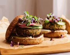 Burger με Quinoa  - Images