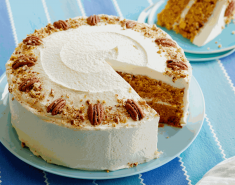 Carrot cake  - Images