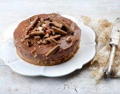 Φανταστικό cheesecake Nutella - Images