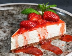 Λαχταριστό cheesecake στο πι και φι - Images
