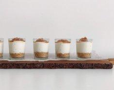 Cheesecake με Γλυκό Τριαντάφυλλο Αγρού ΠΓΕ - Images