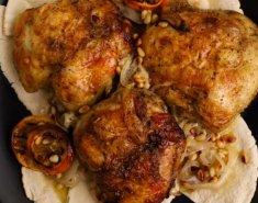 Κοτόπουλο zaatar - Images