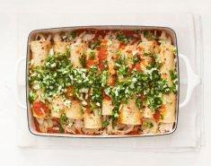 Enchilladas με κοτόπουλο και σάλτσα τσίλι - Images