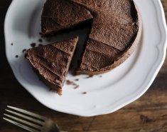 Το πιο εύκολο κέικ σοκολάτας  - Images