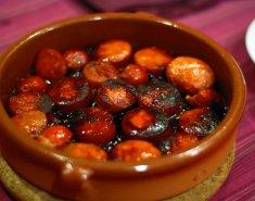 Chorizo σε κόκκινο κρασί  - Images
