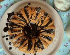 Κέικ σοκολάτα καρύδα - Images