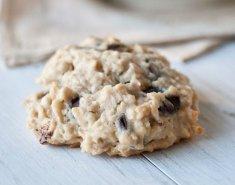 Μπισκότα ινδοκάρυδο με σταγόνες σοκολάτας  - Images