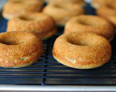 Σπιτικά ντόνατ με μήλο και κανέλα  - Images