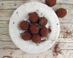 Σοκολατένιες μπαλίτσες με καρύδα και κακάο - Images