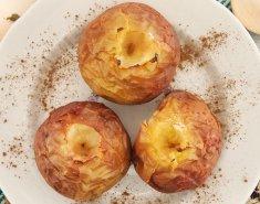 Μήλα φουρνιστά με χυμό πορτοκαλιού  - Images