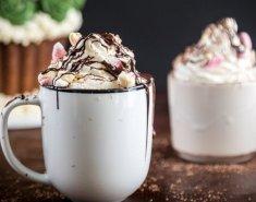 Ζεστή σοκολάτα - Images