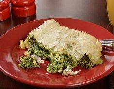 Πίττα με Kale (Σγουρό Λάχανο) Foodsaver - Images