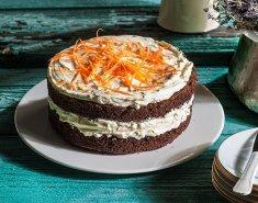 Κέικ Καρότου (Carrot Cake) - Images
