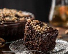 Καρυδόπιτα με σοκολάτα - Images
