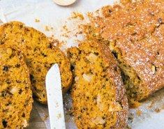 Κέικ καρότο με νιφάδες βρώμης - Images