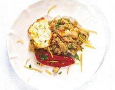 FOODSAVER  Κινόα σαλάτα ( Superfood ) με χαλούμι - Images