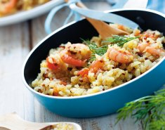 Paul's Finest Quinoa με γαρίδες - Images