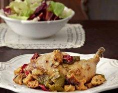 Κοτόπουλο με πιπεριές στο φούρνο - Images